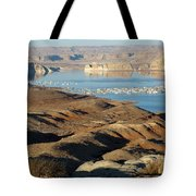 Lake Powell Evening Tote Bag