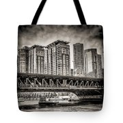 Lake Shore Drive Lsd Tote Bag