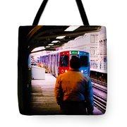 Lake Street Station Tote Bag