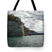 Lake Superior Pictured Rocks 10 Tote Bag