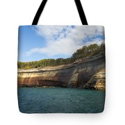 Lake Superior Pictured Rocks 6 Tote Bag