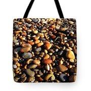 Lake Superior Stones Tote Bag
