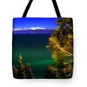 Lake Tahoe Vista Tote Bag