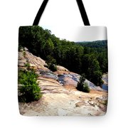 Lake Toxaway Gorge Tote Bag by Crystal Joy Photography