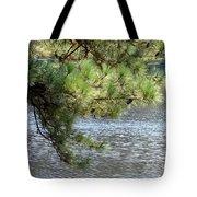 Lakeside Pines Tote Bag