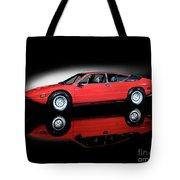 Lamborghini Urraco 1972 Tote Bag