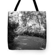 Lamps Of Central Park Tote Bag