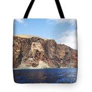 Lanai Sea Cliffs Tote Bag