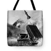 Lance Missile, C1980 Tote Bag