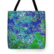 Land And Sea Tote Bag