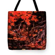 Land Of The Maple Tote Bag