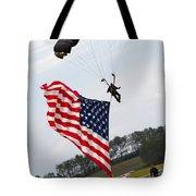 Landing Loyalty  Tote Bag
