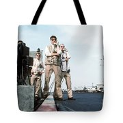 Landing Signal Officers Guide An F-14 Tote Bag