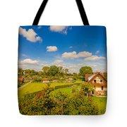 Landliches Dorf  Tote Bag