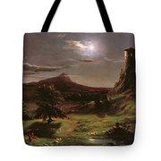 Landscape - Moonlight Tote Bag