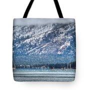 Landscape Lake Tahoe Tote Bag