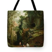 Landscape Near Clifton Tote Bag by Francis Danby