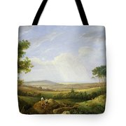 Landscape With Figures  Tote Bag