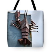 Langusta Lobster Tote Bag