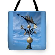 Largest Weathervane Tote Bag