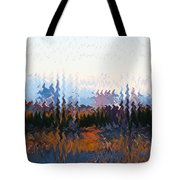 Las  Vegas  Nevada  Skyline  Digital Art Tote Bag