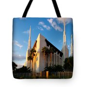 Las Vegas Palms Tote Bag