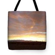 Las Vegas Sunset Tote Bag