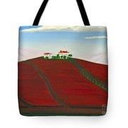Laselva Heather Farm Tote Bag