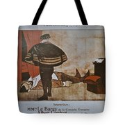 L'assassinat Du Duc De Guise Tote Bag
