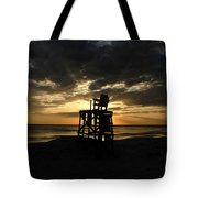 Last Day Of Summer Tote Bag