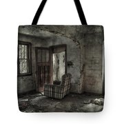 Last Days  Tote Bag