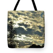 Last Light On Hallow's Eve 2012 Tote Bag