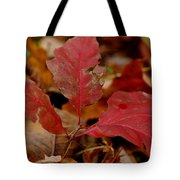 Last Stand Of Red  Tote Bag