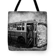 Last Stop Tote Bag