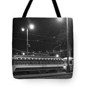 Last Streetcar Tote Bag