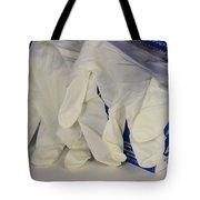 Latex Examination Gloves Tote Bag