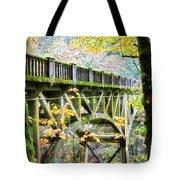 Latourel Creek Bridge Tote Bag