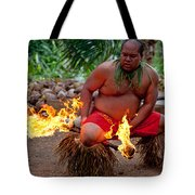 Lau Pele Tote Bag