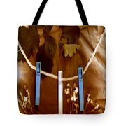 Laundry Day Popart Tote Bag