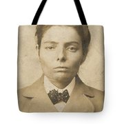 Laura Bullion (1876-1961) Tote Bag