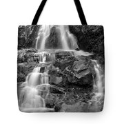 Laurel Falls In The Smoky Mountains Tote Bag