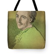 Laurence Eusden, English Poet Laureate Tote Bag