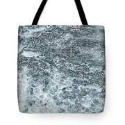 Lava Abstract Tote Bag
