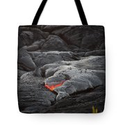 Lava Tote Bag by Ralf Kaiser