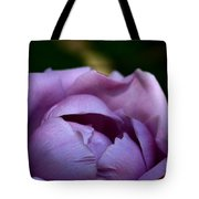 Lavender Morning Tote Bag