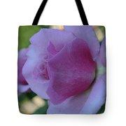Lavender Roses Tote Bag