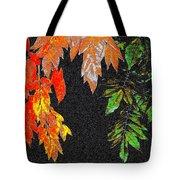 Lavish Leaves 5 Tote Bag