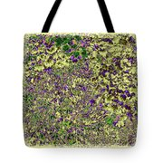 Lavish Leaves 6 Tote Bag