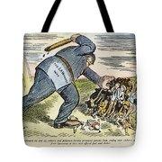 Lawrence Strike, 1912 Tote Bag