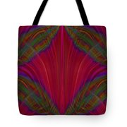 Layers Of The Flame Tote Bag